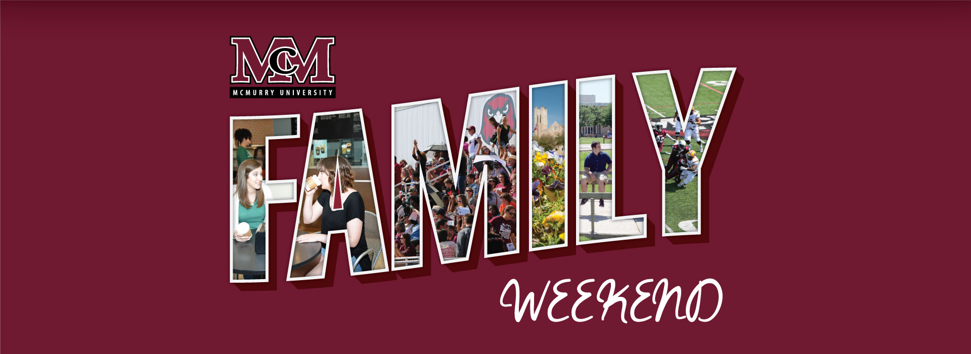 McMurry University Family Weekend